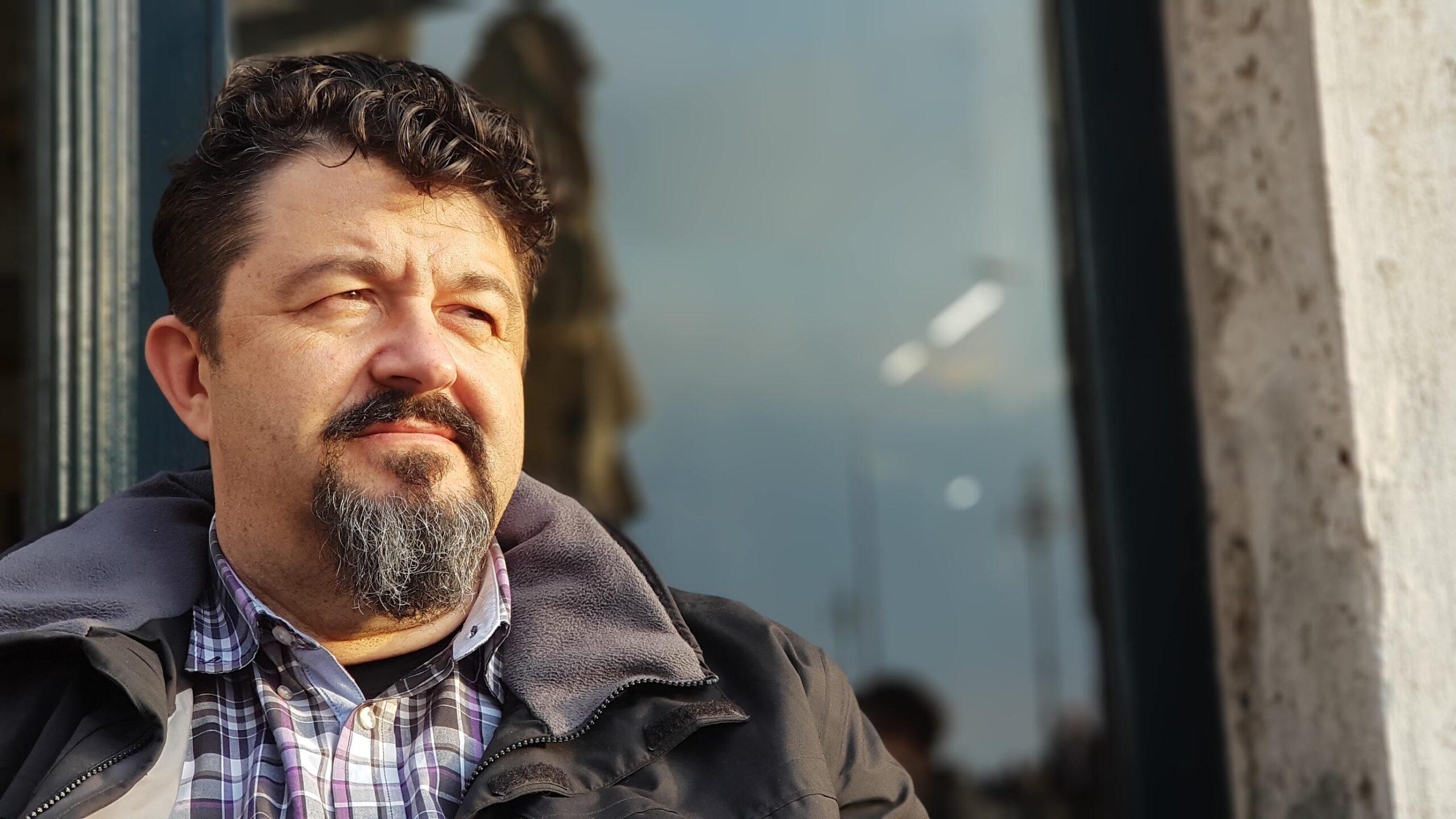 Goran Mrvoš
