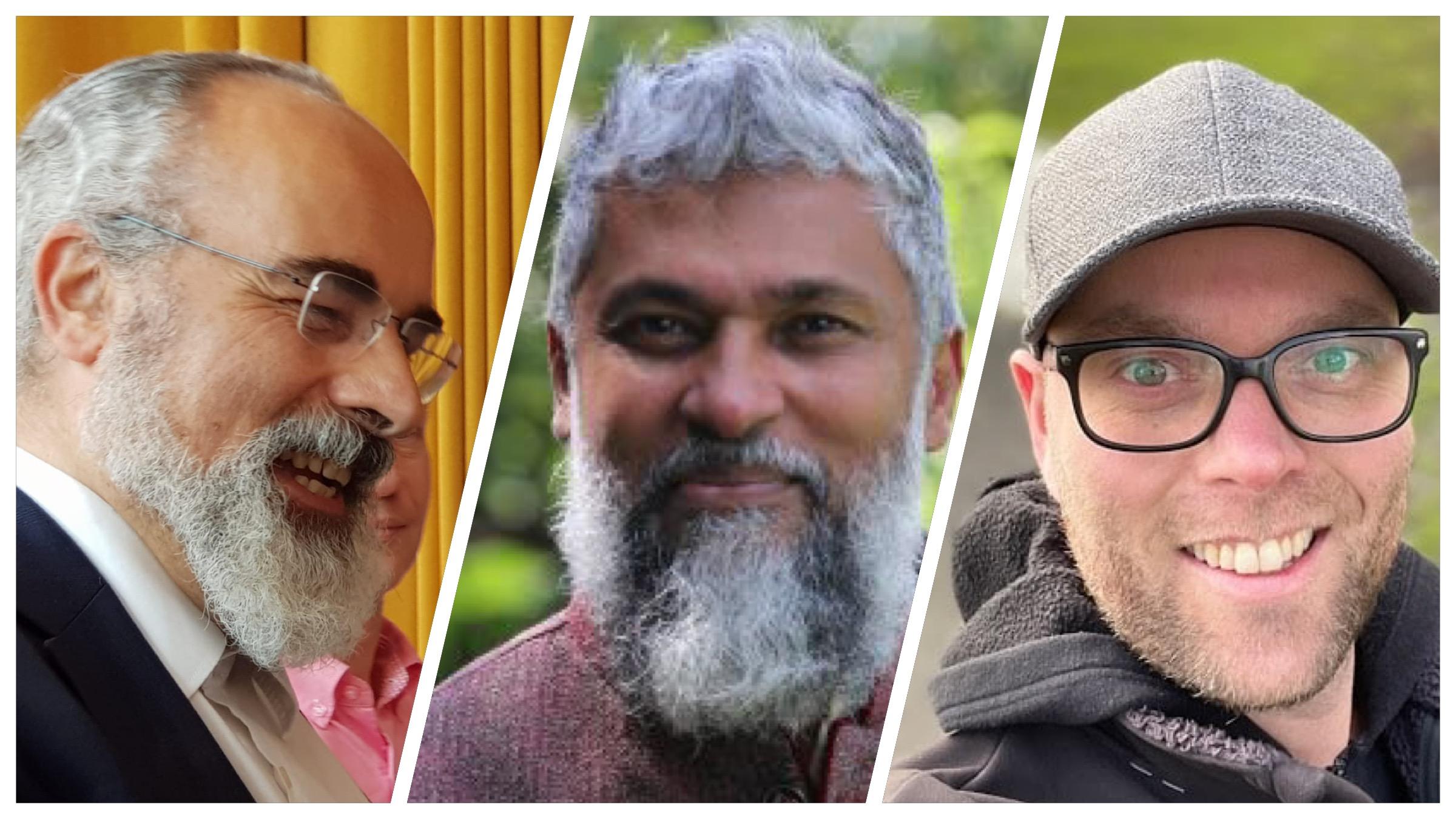 Do-Be-Do with Thomas Swaak, Sujith Ravindran, & Rolf van Haren